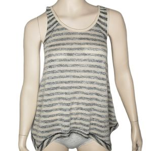 Hollister Lucy Hale Collab Striped Knit Tank Top